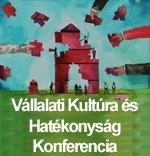 Vállalati Kultúra és Hatékonyság Konferencia